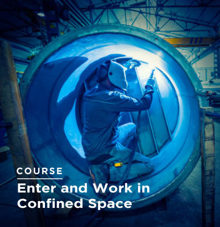 Enter and Work in Confined Space Training Sydney