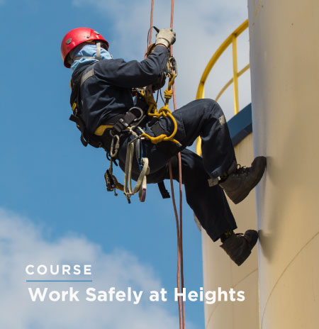 Work Safely at Heights Sydney