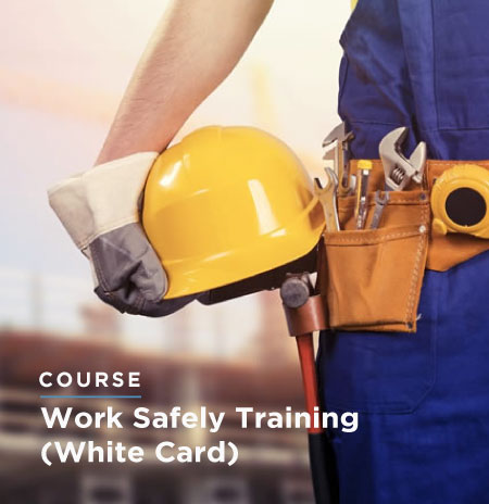 Work Safely in Construction Industry White Card Training Sydney